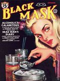 Black Mask (1920-1951 Pro-Distributors/Popular) Black Mask Detective Pulp Sep 1945