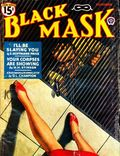 Black Mask (1920-1951 Pro-Distributors/Popular) Black Mask Detective Pulp Nov 1945
