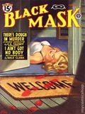 Black Mask (1920-1951 Pro-Distributors/Popular) Black Mask Detective Pulp Jan 1946