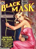 Black Mask (1920-1951 Pro-Distributors/Popular) Black Mask Detective Pulp Feb 1946