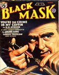 Black Mask (1920-1951 Pro-Distributors/Popular) Black Mask Detective Pulp Mar 1946