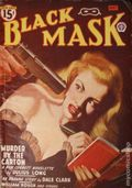 Black Mask (1920-1951 Pro-Distributors/Popular) Black Mask Detective Pulp Vol. 28 #3