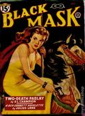 Black Mask (1920-1951 Pro-Distributors/Popular) Black Mask Detective Pulp Jul 1946