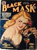Black Mask (1920-1951 Pro-Distributors/Popular) Black Mask Detective Pulp Nov 1946