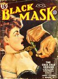 Black Mask (1920-1951 Pro-Distributors/Popular) Black Mask Detective Pulp Jan 1947