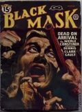 Black Mask (1920-1951 Pro-Distributors/Popular) Black Mask Detective Pulp Mar 1947