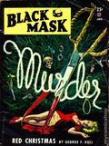 Black Mask (1920-1951 Pro-Distributors/Popular) Black Mask Detective Pulp Jan 1948