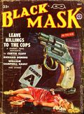 Black Mask (1920-1951 Pro-Distributors/Popular) Black Mask Detective Pulp Jul 1948