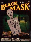 Black Mask (1920-1951 Pro-Distributors/Popular) Black Mask Detective Pulp Nov 1948