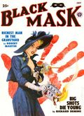 Black Mask (1920-1951 Pro-Distributors/Popular) Black Mask Detective Pulp Jul 1949
