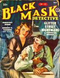 Black Mask (1920-1951 Pro-Distributors/Popular) Black Mask Detective Pulp May 1950