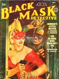 Black Mask (1920-1951 Pro-Distributors/Popular) Black Mask Detective Pulp Sep 1950
