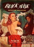 Black Mask (1920-1951 Pro-Distributors/Popular) Black Mask Detective Pulp Jul 1951