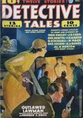 Detective Tales (1935-1953 Popular Publications) Pulp 2nd Series Vol. 1 #3
