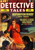 Detective Tales (1935-1953 Popular Publications) Pulp 2nd Series Vol. 1 #4