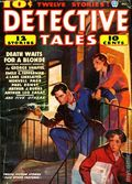 Detective Tales (1935-1953 Popular Publications) Pulp 2nd Series Vol. 2 #1
