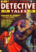 Detective Tales (1935-1953 Popular Publications) Pulp 2nd Series Vol. 2 #3