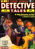 Detective Tales (1935-1953 Popular Publications) Pulp 2nd Series Vol. 3 #1