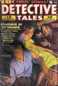 Detective Tales (1935-1953 Popular Publications) Pulp 2nd Series Vol. 3 #3