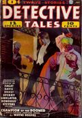 Detective Tales (1935-1953 Popular Publications) Pulp 2nd Series Vol. 3 #4