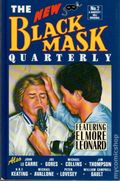 New Black Mask Quarterly SC (1985-1987 Harvest/HBJ) 2-1ST