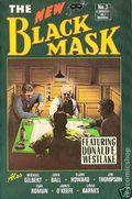 New Black Mask Quarterly SC (1985-1987 Harvest/HBJ) 3-1ST