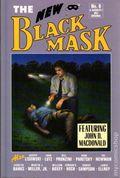 New Black Mask Quarterly SC (1985-1987 Harvest/HBJ) 8-1ST
