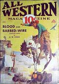 All Western Magazine (1931-1943 Dell Publishing) Pulp Vol. 2 #5