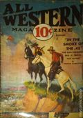 All Western Magazine (1931-1943 Dell Publishing) Pulp Vol. 2 #6