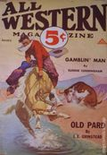 All Western Magazine (1931-1943 Dell Publishing) Pulp Vol. 3 #9