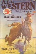 All Western Magazine (1931-1943 Dell Publishing) Pulp Vol. 4 #11