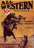 All Western Magazine (1931-1943 Dell Publishing) Pulp Vol. 4 #12