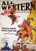All Western Magazine (1931-1943 Dell Publishing) Pulp Vol. 5 #13