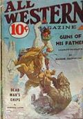 All Western Magazine (1931-1943 Dell Publishing) Pulp Vol. 5 #14