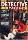 Detective Tales (1935-1953 Popular Publications) Pulp 2nd Series Vol. 8 #1