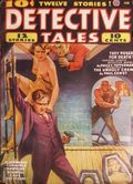 Detective Tales (1935-1953 Popular Publications) Pulp 2nd Series Vol. 8 #3