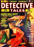 Detective Tales (1935-1953 Popular Publications) Pulp 2nd Series Vol. 9 #1