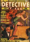 Detective Tales (1935-1953 Popular Publications) Pulp 2nd Series Vol. 9 #4