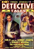 Detective Tales (1935-1953 Popular Publications) Pulp 2nd Series Vol. 10 #1