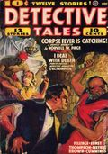 Detective Tales (1935-1953 Popular Publications) Pulp 2nd Series Vol. 10 #4