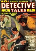 Detective Tales (1935-1953 Popular Publications) Pulp 2nd Series Vol. 11 #1
