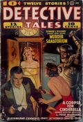 Detective Tales (1935-1953 Popular Publications) Pulp 2nd Series Vol. 11 #2
