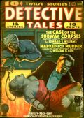 Detective Tales (1935-1953 Popular Publications) Pulp 2nd Series Vol. 12 #3