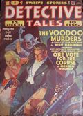 Detective Tales (1935-1953 Popular Publications) Pulp 2nd Series Vol. 13 #1