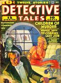 Detective Tales (1935-1953 Popular Publications) Pulp 2nd Series Vol. 13 #2