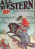 All Western Magazine (1931-1943 Dell Publishing) Pulp Vol. 6 #17