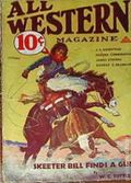 All Western Magazine (1931-1943 Dell Publishing) Pulp Vol. 6 #18