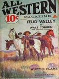 All Western Magazine (1931-1943 Dell Publishing) Pulp Vol. 7 #19