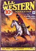 All Western Magazine (1931-1943 Dell Publishing) Pulp Vol. 7 #20