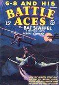 G-8 and His Battle Aces (1933-1944 Popular Publications) Pulp Vol. 1 #1